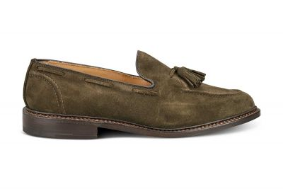 Elton Tassel Loafer - Ultra-flex