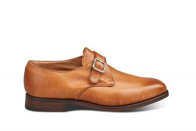 Mayfair Single Buckle Monk Shoe