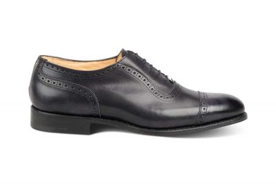 Stockton ToeCap Oxford Town Shoe