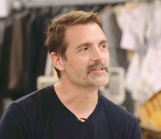 Patrick Grant & Tricker's Interview