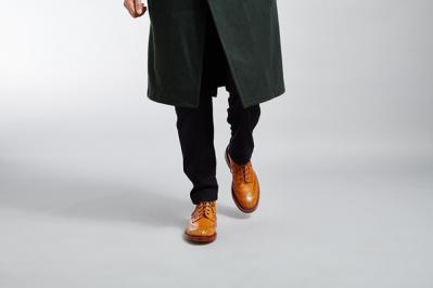 Leather Focus: Acorn Leather