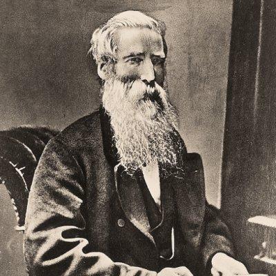 Joseph Tricker, founder of Tricker's