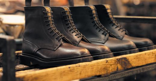 Tramping Boot