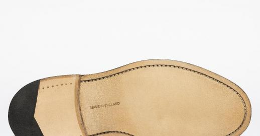Double Leather Sole