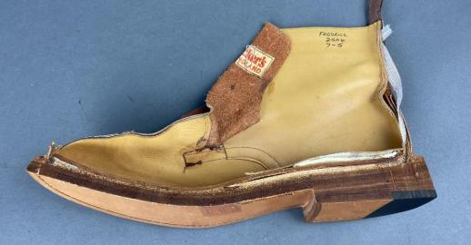 Trickers Insole of shoe
