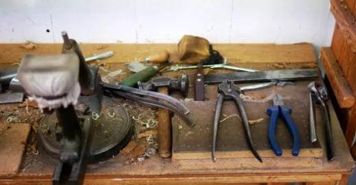 Tricker's Shoemaking Tools